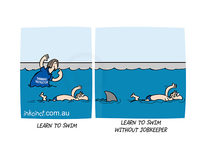2020-413P Learn to swim without JobKeeper. 7th December copy