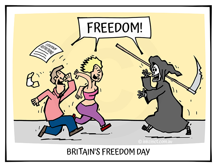 2021-237P Freedom Day COVID-19 LOCKDOWN RESTRICTIONS – MSC 19-Jul-21