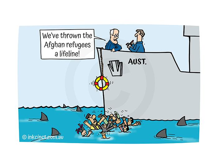 2021-296P We have thrown the Afghan refuges a lifeline, MORRISON - MSC 27-Aug-21 copy